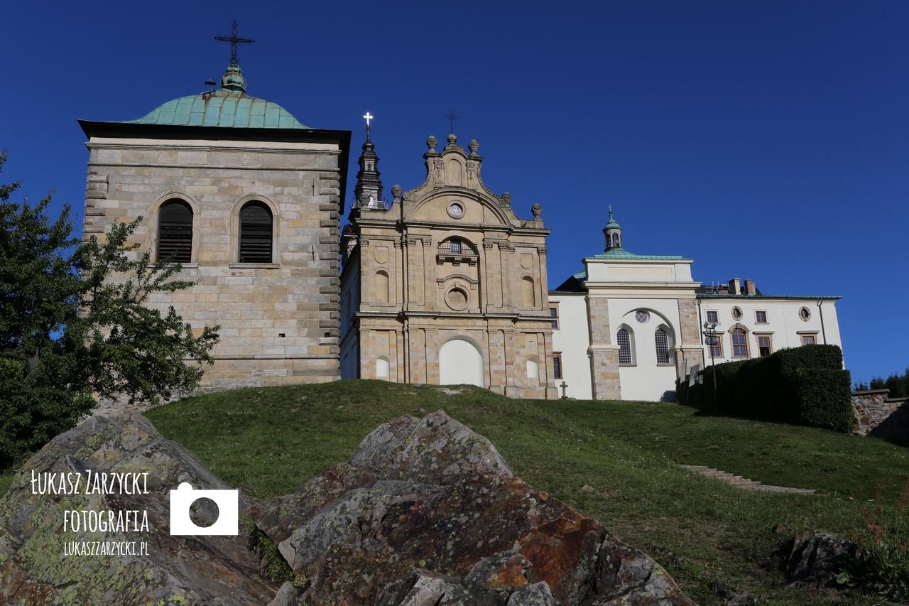 Święty Krzyż, 08.08.2016 r. Sanktuarium Relikwii Drzewa Krzyża Świętego. Fot. Łukasz Zarzycki / lukaszzarzycki.pl